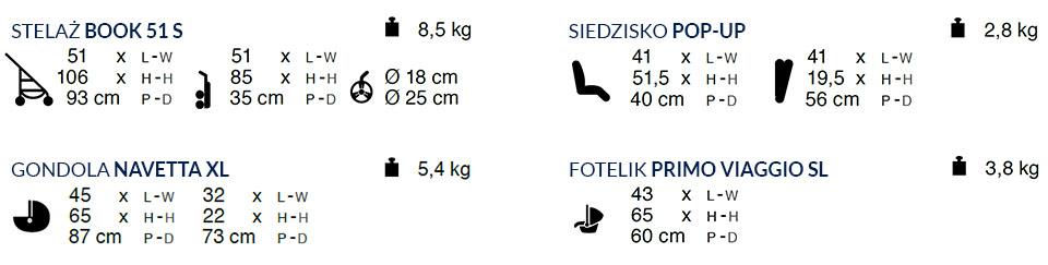 Book 51 S XL Sportivo Modular