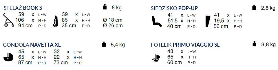 Book S XL Sportivo Modular